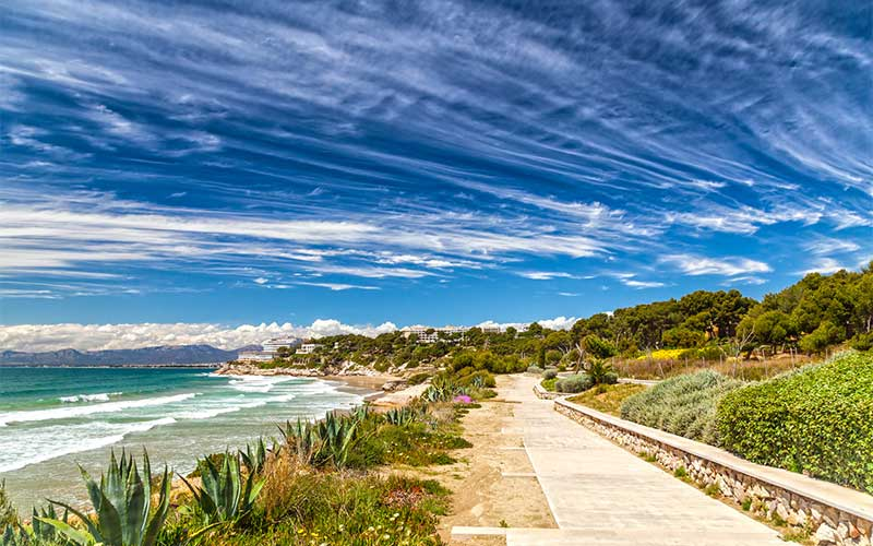 Ferienwohnung Kaufen Spanien Costa Dorada Salou Center Parcs